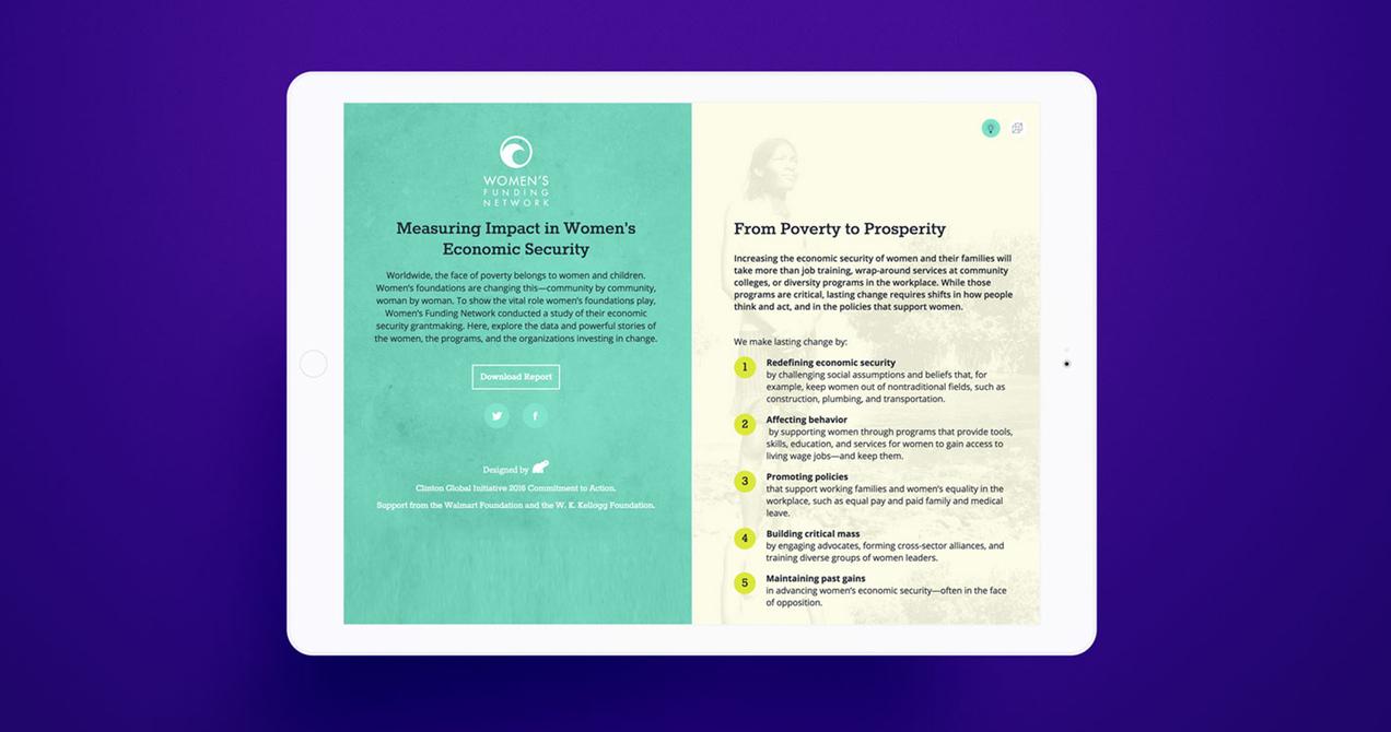 responsive website for win